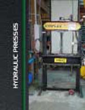 Hydraulic Presses Section
